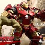 Hulk and Hulk Buster