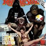 Princess Leia Rollign Stones cover