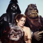 Princess Leia and Ewoc