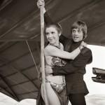 ROTJ Leia and Luke