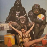Return of the JEdi beind the scenes