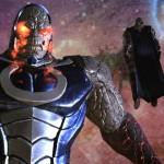 Batman vs Superman Darkseid
