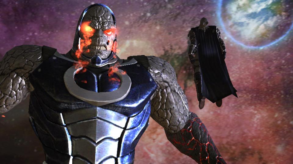 Batman vs Superman Darkseid | Image