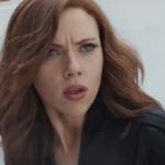 Civil War – Scarlett Johansson Beautiful Hair
