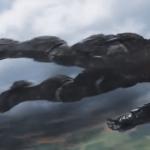 Civil War – War Machine death