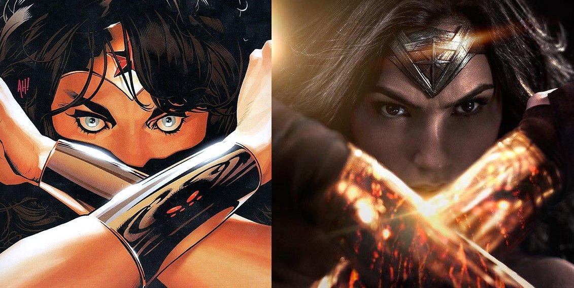 Gal Gadot As Wonder Woman Image