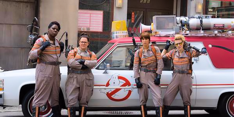 Ghostbusters 2016 movie