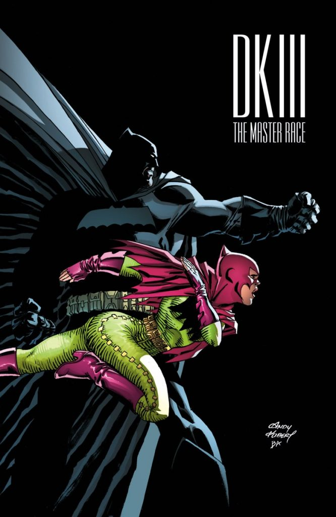 Dark Knight III Master Race issue 6