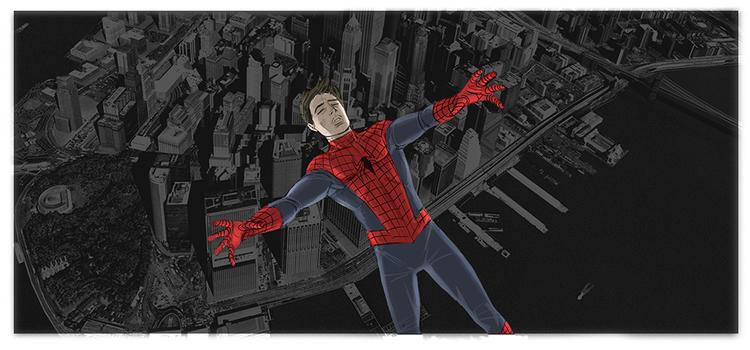 image Movies of spider man having gay sex extra
