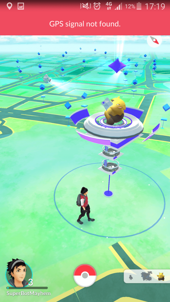 Pokemon Go Gym Image