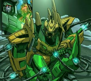 Serpentor Prime
