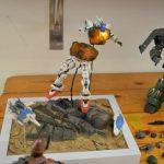 exploding-gundam-diorama