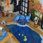 zaku-diorama