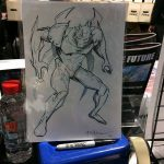 andrw-wildman-sketch-of-super-robot-mayhem