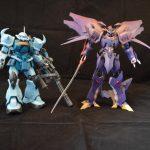 Size comparison with MG Gundam