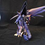 Zelvoid model kit rear wings