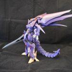 Zelvoid model kit side