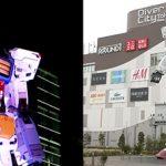 Original DiverCity Gundam