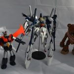Mazinger and RX-124