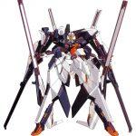 RX-124 Gundam TR-6 Hyzenthlay II-Rah
