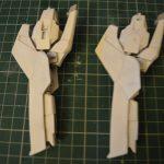 RX-124 legs