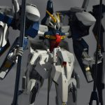 RX-124 model kit