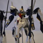 RX-124 painted resin kit