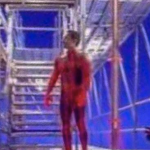 Andrew garfield and tobey maguire on no way home set