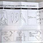 play arts kai tifa instructions